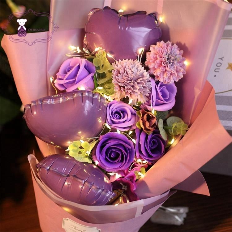 букет роз и шарики картинки этого можно