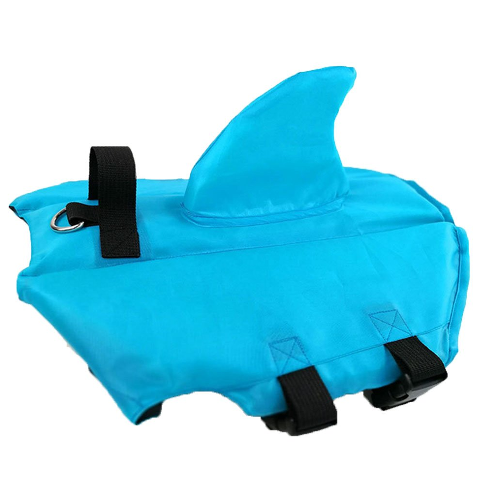 EBRICKON Dog Life Vest for Doggie Swimming Safety Preserver for Water Safety at the Pool, Beach, Boating
