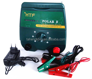 electric fence energizer for cattle fence system