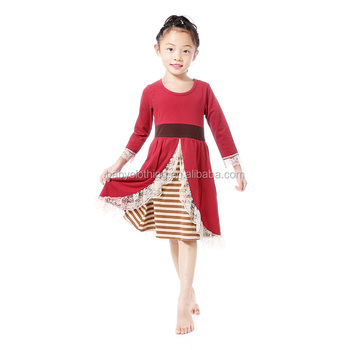 Kids casual dresses images