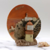 Plate Souvenir Building From Algarve Made In China