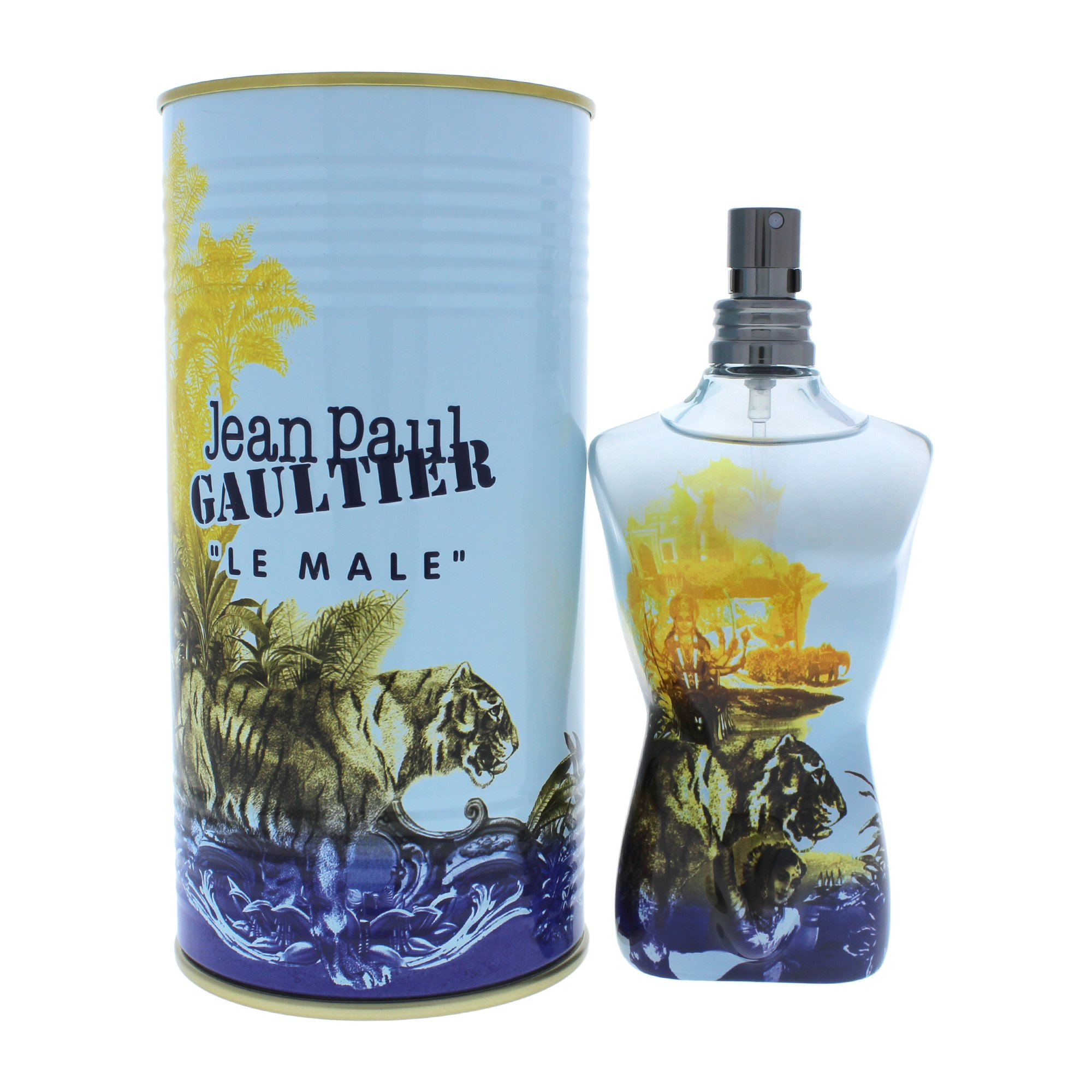 Jean Paul Gaultier Summer Cologne Tonique Spray, 4.2 Ounce