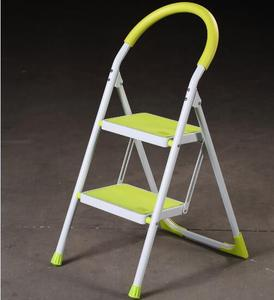 Steel step household ladders 2-6 step domestic good quality