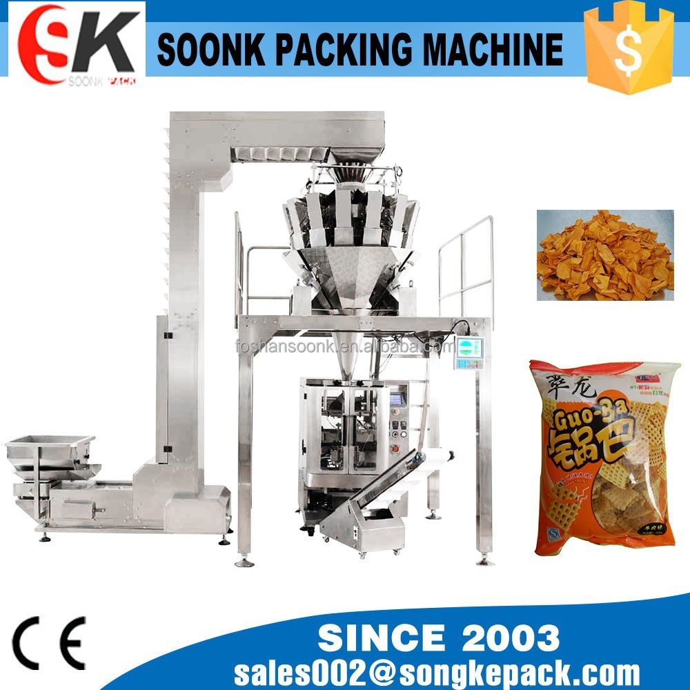 Less Waste Chewing Food Process Line