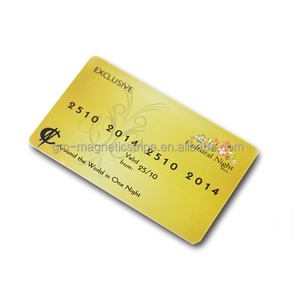 Excellent Texture Printing Inkjet Direct Print Glossy Laser Engraving Playing PVC ID Card