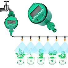 Elektronische Tuin Water Timer Magneetventiel <span class=keywords><strong>Irrigatie</strong></span> <span class=keywords><strong>Sprinkler</strong></span> Controle