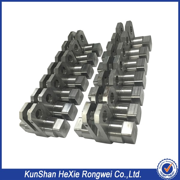 shanghai manufacturing CNC machining spare part metal parts mechanical parts