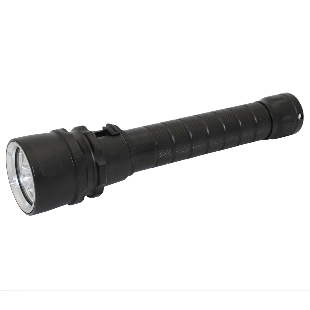 Aluminum Underwater Waterproof 30W 3 x L2 LED Light Diving Flashlight Scuba Lantern Torch 18650 Lamp