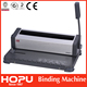 HOPU wiro binding wire binder machines