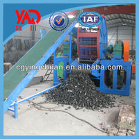 Used Tire Recycling Equipment Factory