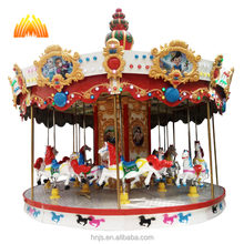 Amazing!!! merry go round for theme park games for sale, Roundabouts carousel for sale