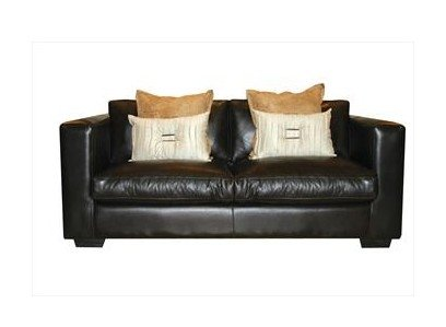2 Division Atlanta Leather Chocolate Leather Sofa - Buy Leather Sofa  Product on Alibaba.com
