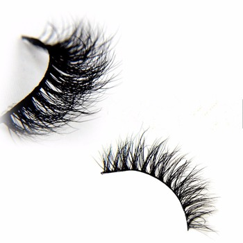 520a29a67ae EMEDA Real Mink 3D Eyelashes Soft Reusable Wispy Messy Lashes Y-1 ...