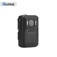 Super mini 1080P Body Worn IP Camera Remote View By APP Wearable camera