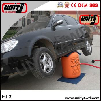 Whole 4x4 Car Exhaust Jack Wheel Lift Kit Air Semi Truck