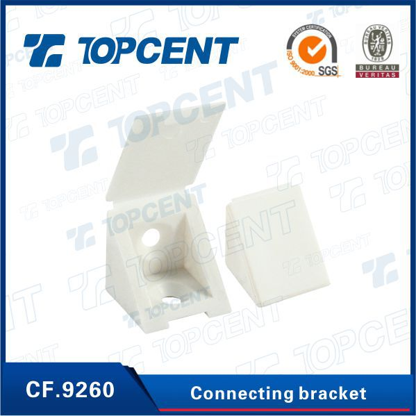 Topcent fastness fittings plastic cabinet connector