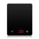 5kg high accuracy food weigh small digital kitchen weighing scale with LED display
