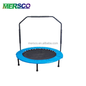 Portable trampoline old exercise equipment kids indoor trampoline bed