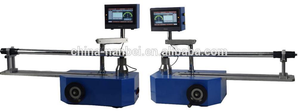Touch screen digital torque wrench calibration machine