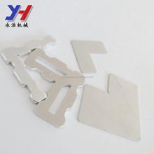 OEM Custom ventilation ducts galvanized flange angle code