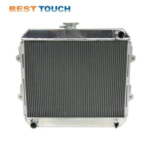 1970 - 1981 CHEVY CAMARO plain fin aluminum radiator parts for CHEVROLET