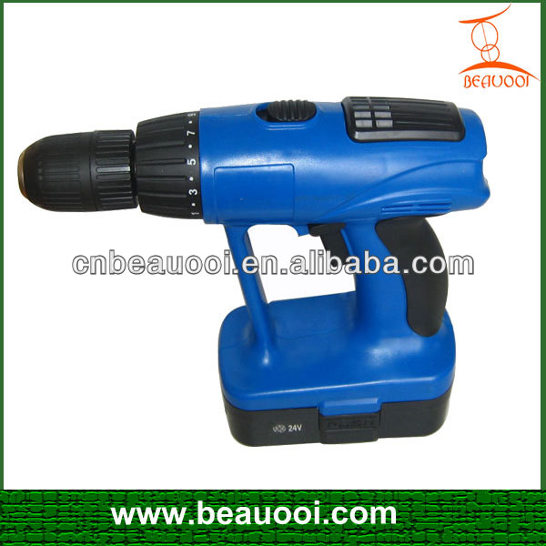 24v Cordless Drill With Gs,Ce,Emc,Rohs Certificate 24v Cordless ...