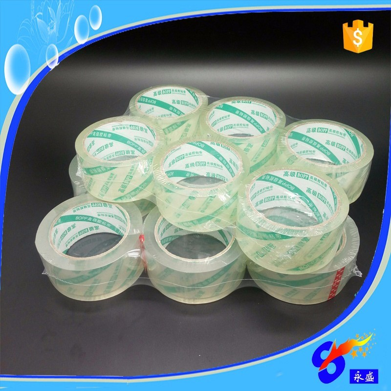 Patterned packing tape roll acrylic hot fix tape roll