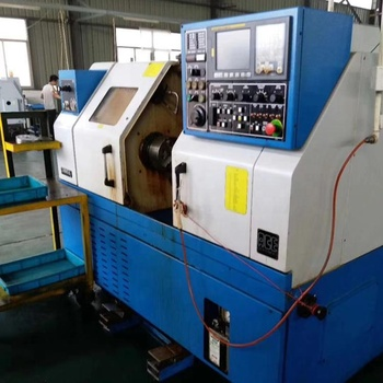 India Ace Brand Used Small Cnc Turning Center Cnc Lathe Machine Fanuc  Controller With 12 Tools - Buy India Ace Used Small Cnc Lathe Machine,Used  Cnc