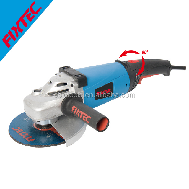 FIXTEC 180MM 2400W Power Max Angle Grinder