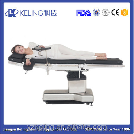 KL -D.III FDA approved clinic orthopedic medical hospital surgical instrument operation table for sale