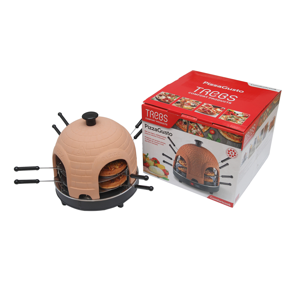 mini pancake maker Pizza oven italy 8 person pizza maker