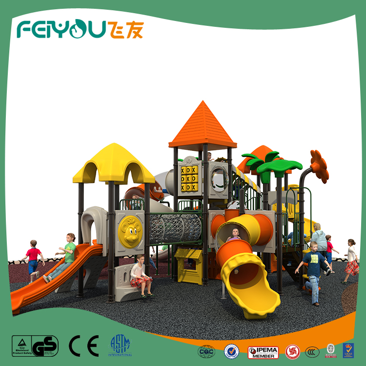 High Quality excellent material jazz series outdoor playground equipment for children play