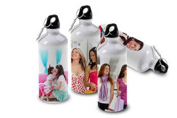 Sublimation Aluminium Heat Transfer Water Bottle /sublimation Promotional  Sport/travel Water Bottle 400-600ml - Buy Sublimation Water