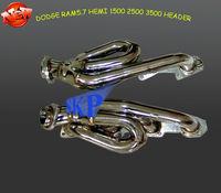 8-2 MANIFOLD EXHAUST HEADER for DODGE RAM TRUCK 5.7L V8 1500 2500 3500 03-08