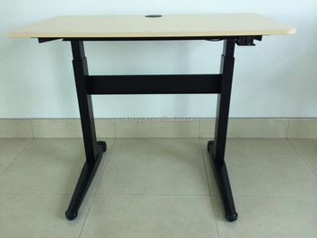 office furniture new design sit to stand height adjustable desk with