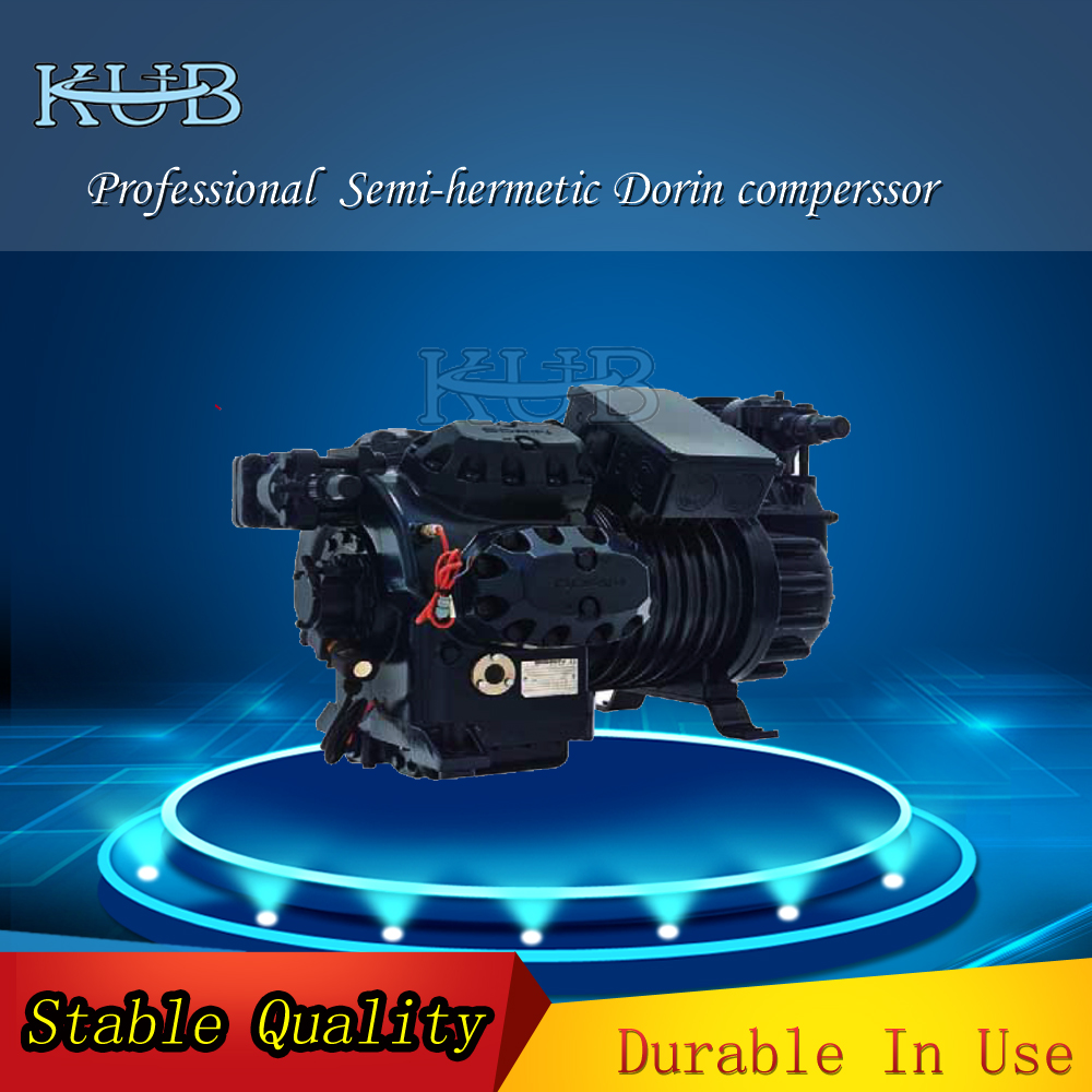 H3000CS refrigerator compressor 380v highly compressor dorin Semi-hermetic compressor 6H-25.2Y