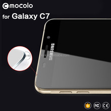 2017 BestScreen Protectors: cell phone Tempered Glass Protective film for SamSung Galaxy C7 Protective eye screen guard film