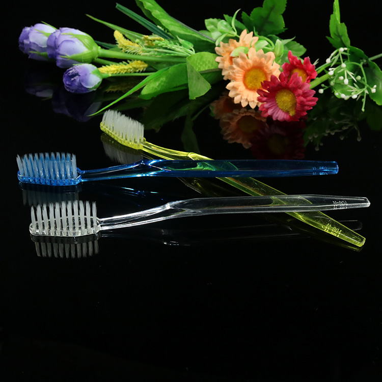 high quality hot sale new design disposable hotel toothbrush