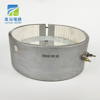 Maxi Heat Ceramic Heater Element Extruder Coil Band Heater