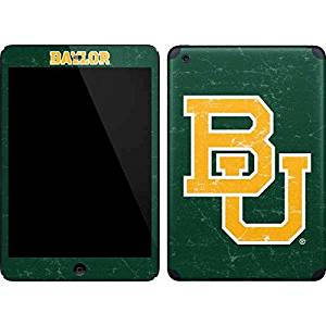 Baylor iPad Mini (1st & 2nd Gen) Skin - Baylor Bears Distressed Vinyl Decal Skin For Your iPad Mini (1st & 2nd Gen)