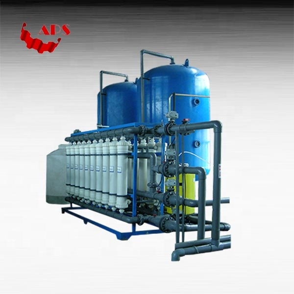 Uf System For Laundry Water Recyscling,For Decolorizing ...