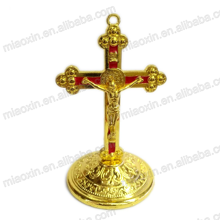 Religious Metal Stand Cross, Religious Metal Stand Cross Suppliers ...