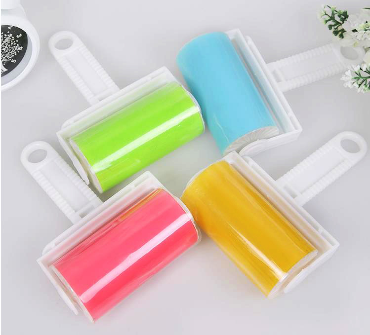 Sticky Rollers voor Pluisjes/Vouwen Lint Roller/Kleding Cleaning Roller
