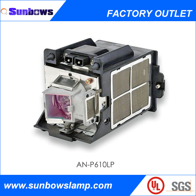 Sunbows Replacement Projector Lamp bulbs Fit For Sharp Projector XG-P560WN Lamp AN-P610LP