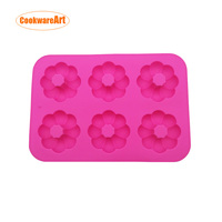 FDA Nonstick and heat resistant silicone dont mould cookie mould cake mould