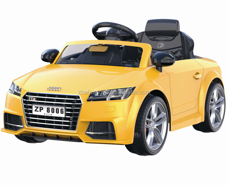 Licensed Audi Baby Battery Car Electric Remote Control Toy Kids Ride On Car