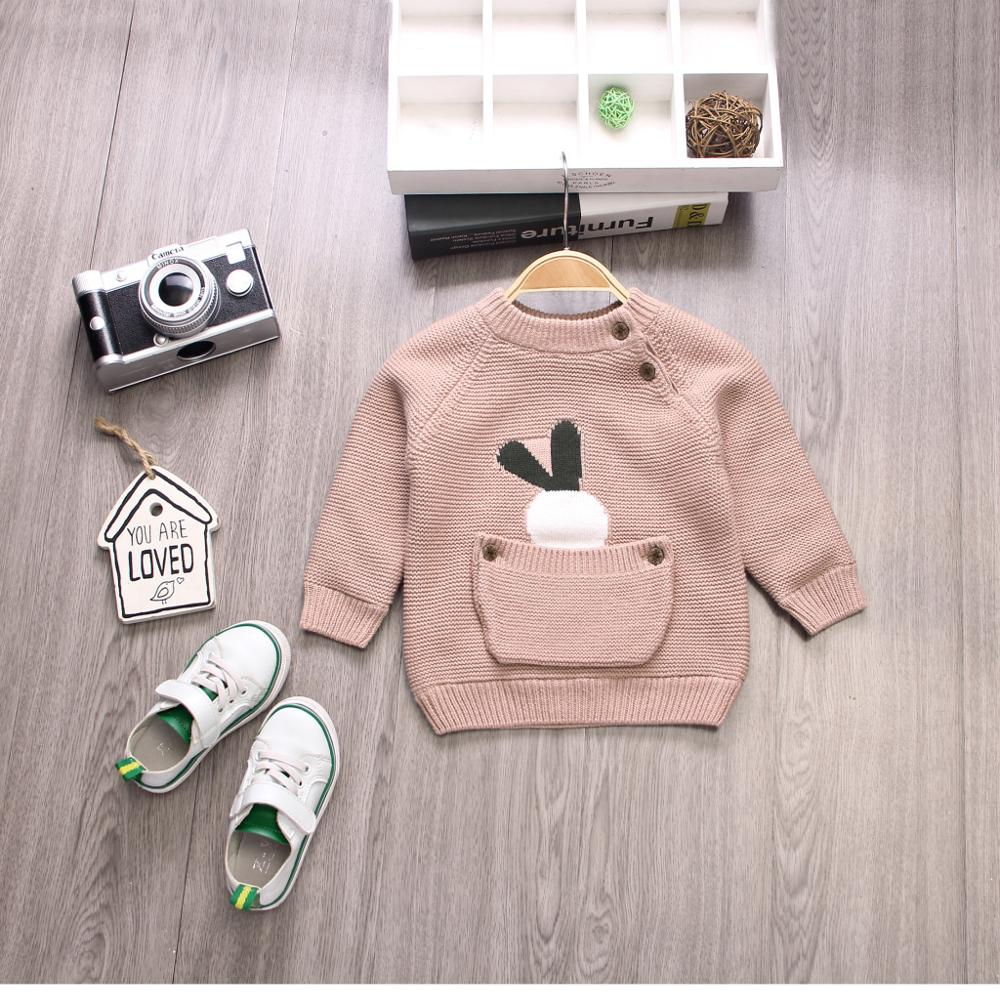 Hao Baby Jungen Pullover In Kinder Plus Samt Verdickung Kinder Knit Bottoming Shirt Baby Baby Warme Kapuze
