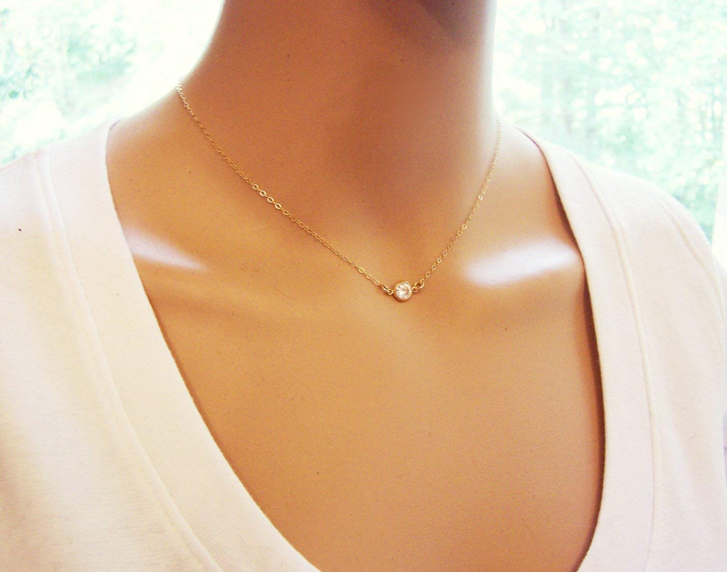 14k Gold Filled Tiny Square Diamonds Dainty Body Chain Dainty Gold Body Chain  Gold Body Chain  Body Chain Gold Filled Jewelry