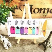 Cute Rainbow Elf Nail Arts Sticker 14 pcs set Waterproof Nail Decals Art Stickers Gel Polish