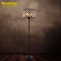 Innovative Products 2019 Retro Crystal Floor Standing Light Lamp